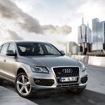 The Audi Q5.