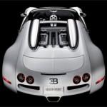 A Bugatti without a top.