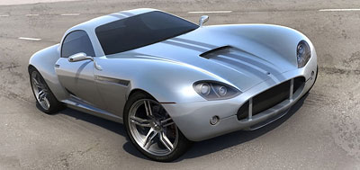 The Cobra Venom V8 Concept
