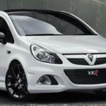 Vauxhall Corsa VXR Arctic White