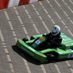 A Kart from the Zero-Emissions Event.