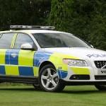 Police Volvo