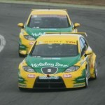 The SEAT TDI BTCC Cars.