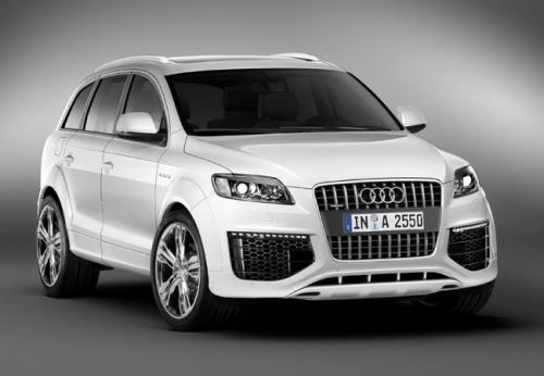 The Audi Q7