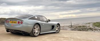 The Ginetta G50.