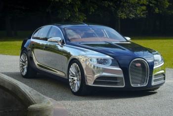 The Bugatti 16 C Galibier Concept