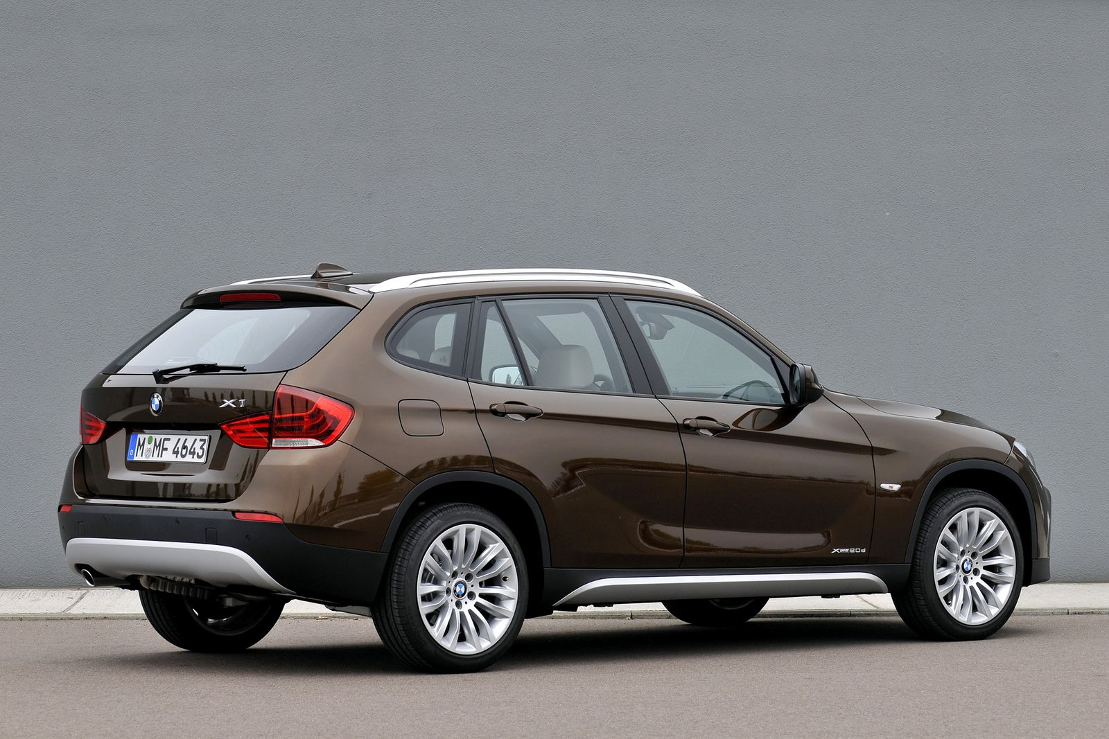 Bmw x1 marrakesh brown