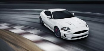 The 2011 Jaguar XKR