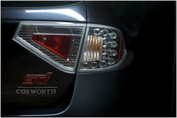 Subaru WRX STi Cosworth