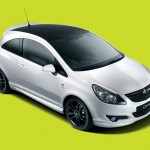 New Vauxhall Corsa Limited Edition