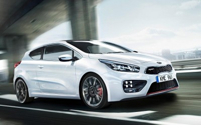 Ceed Stance on Kia Will Be Unveiling The Cee D Gt And Pro Cee D Gt At The 2013 Geneva