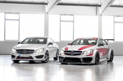 CLA 45 Racing Series