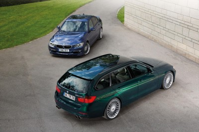 BMW ALPINA Biturbo