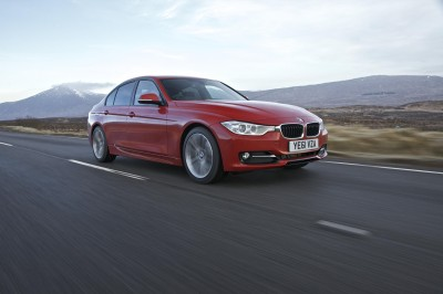 BMW 3 Series 2013 Saloon