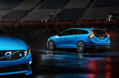 Volvo V60 engineered by Polestar