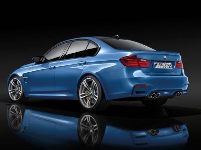 BMW M3 Saloon 2014