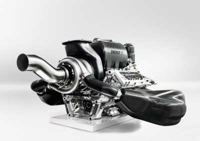 Renault Energy F1 2014 Power Unit