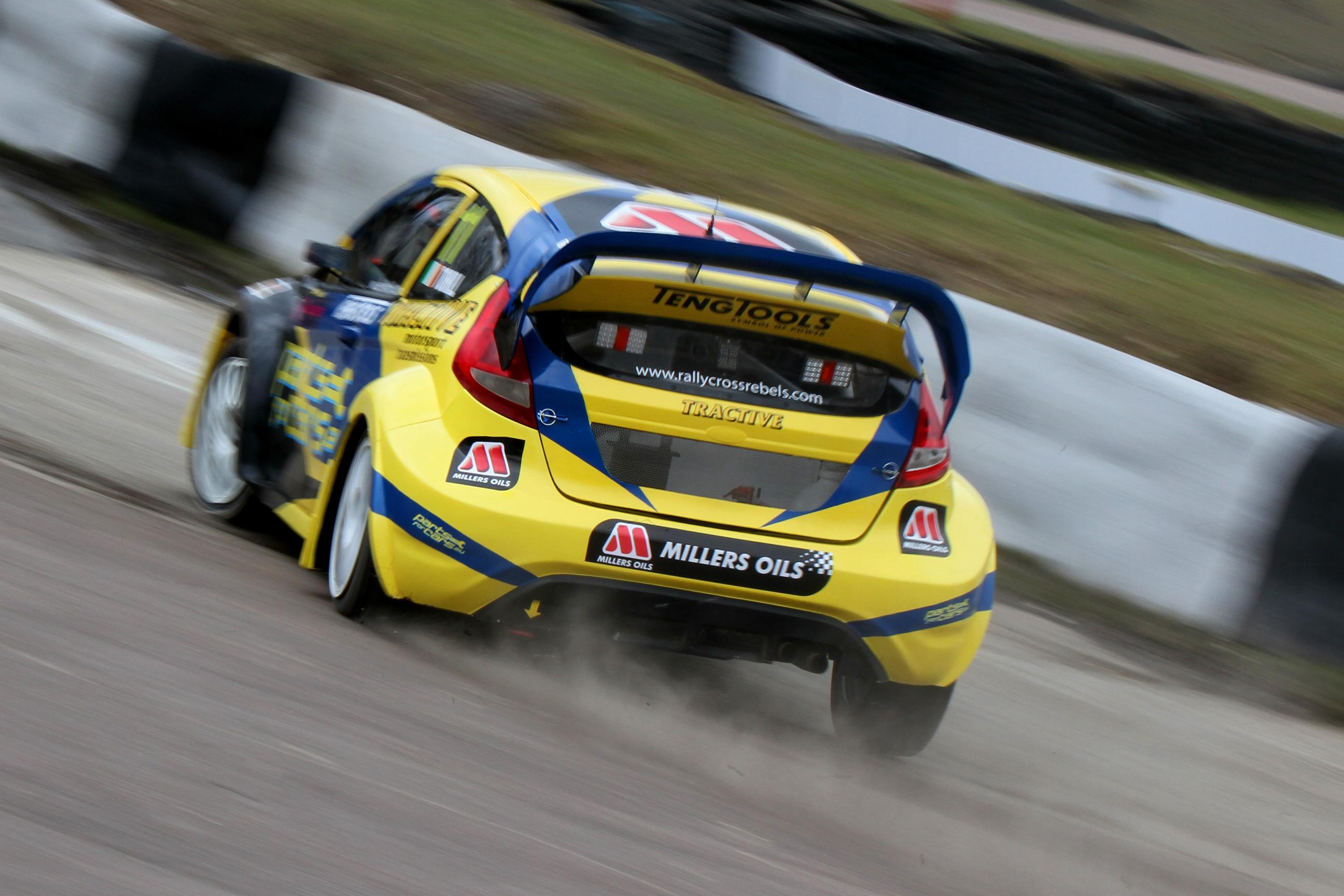 The First Ever FIA World Rallycross Championship Is Coming In 2014