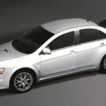 Mitsubishi Lancer Evolution X FQ-440 MR special edition