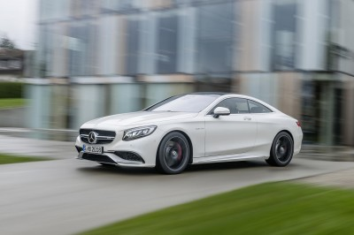 Mercedes-Benz S 63 AMG Coupé