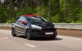 Fiesta Zetec S Red and Black Edition