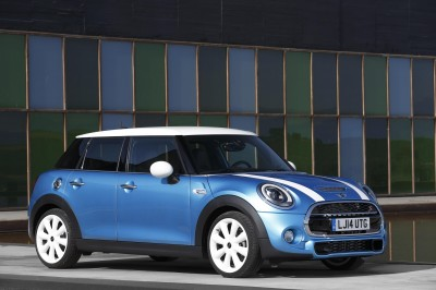 MINI five door hatchback