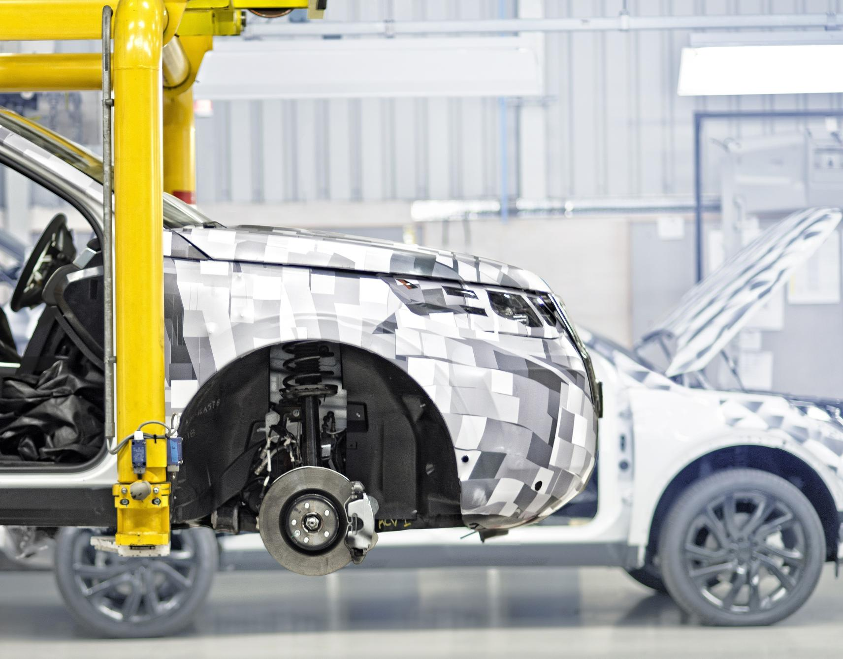 250 New Jobs Created At Jaguar Land Rover
