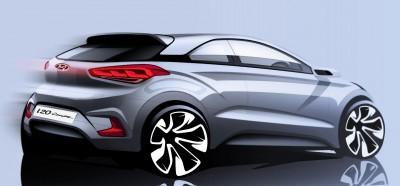 Hyundai i20 coupe new generation