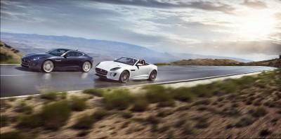 Jaguar F-TYPE 2016