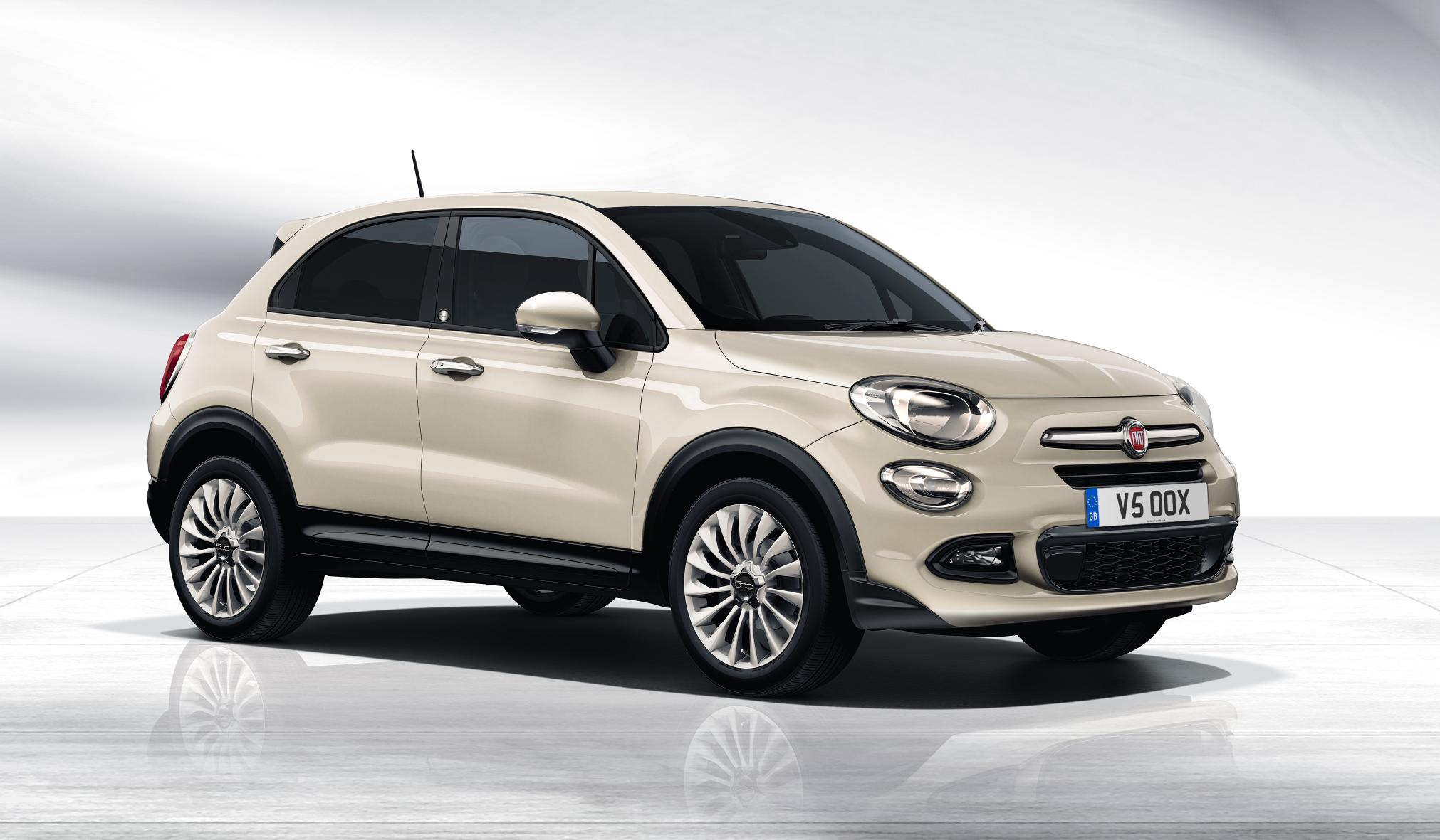 order books now open for fiat 500x. Black Bedroom Furniture Sets. Home Design Ideas
