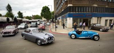 Bristol Cars landmark showroom