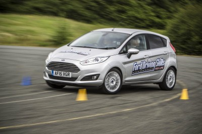 Ford 'Driving Skills for Life' programme for Young Drivers