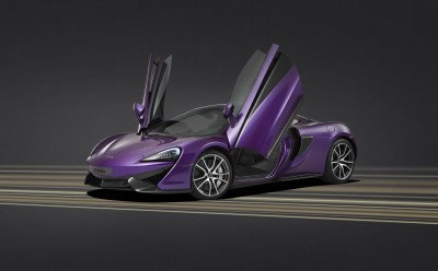 McLaren 570S created by MSO