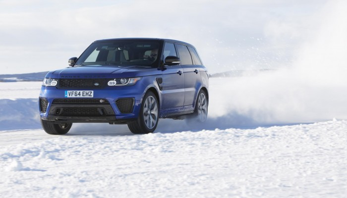 Ben Saunders Tackles Ice Driving