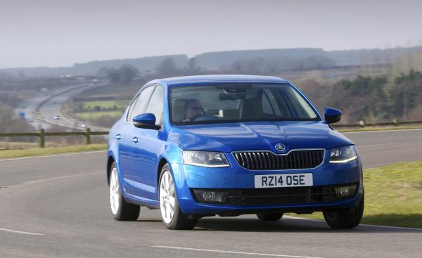 Skoda - a solid company car choice
