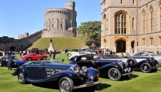 Tattinger Pairs With Concours Of Elegance