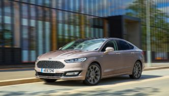 Ford Mondeo Lineup Gets Simplified
