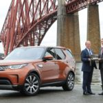 New Land Rover Disco Awarded Scottish Car Of The Year 2017