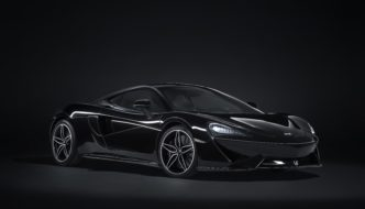 McLaren 570GT MSO Black Collection – Only 100 Worldwide