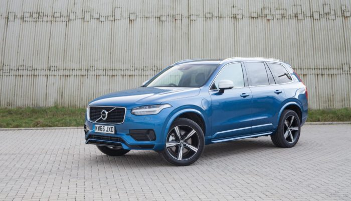 Volvo XC90 Shows Real Safety Credentials