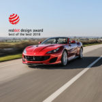 Ferrari Takes Red Dot Award For Fourth Year…