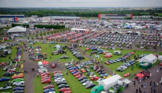 Top Ten Attractions At Silverstone Classic 2018