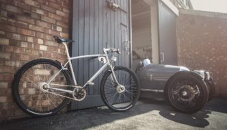 Morgan Cars And Pashley Cycles To Collaborate On Two Wheels…