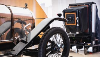 Bentley History Captured On Iconic Camera