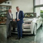 Rolls-Royce Announces Eighth UK Showroom