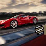 Ferrari 488 GTB Takes Top Gear 2018 Supercar Award