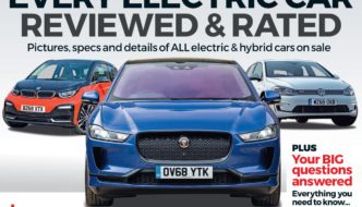 DrivingElectric Magazine Now On Sale