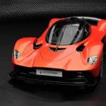 Aston Martin Valkyrie Features Full Hybrid Powertrain