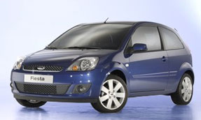 The Ford Fiesta.