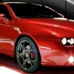 The Alfa Romeo Brera S